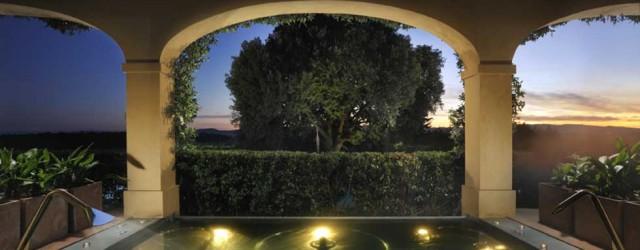 Massaggio all'Olio d'Oliva al Castello del Nero nel cuore del Chianti