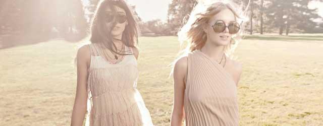 Lo stile neohippie di Twenty Easy per la giovane estate 2012