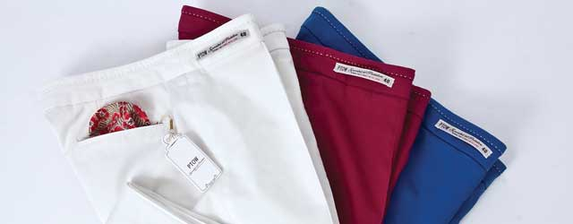 Il glamour dei pantaloni Marilyn di PToW