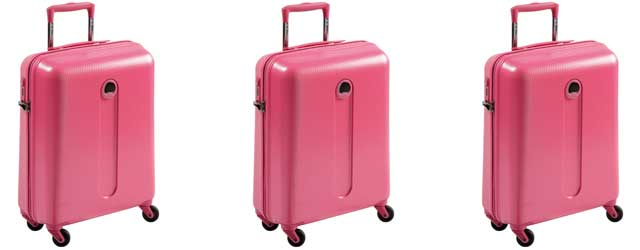 La valigia più leggera: Delsey Helium