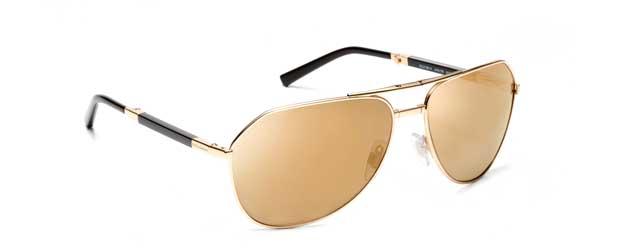 La Gold Edition degli occhiali da sole Dolce&Gabbana