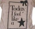 La t-shirt romantica di Julia Garnett