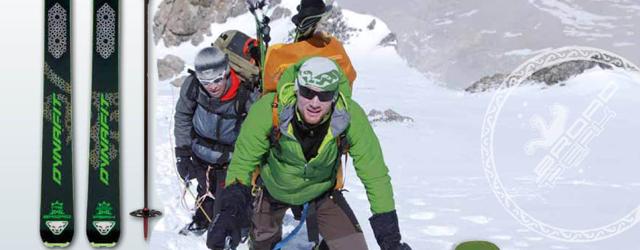 La moda sci dell'inverno 2012