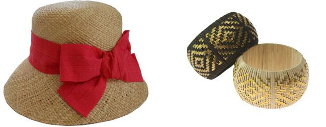 Un ultimo accenno di estate con gli accessori in paglia di Gazèl