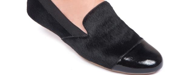 Per essere chic anche a casa: le pantofole Yosi Samra