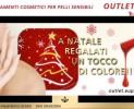 Il makeup di EuPhidra per Natale è a prezzi scontati