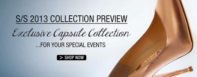 La Capsule Collection di Nando Muzi p/e 2013 in arrivo per Natale
