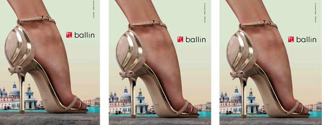 La nuova campagna stampa di Ballin, un sogno tutto italiano
