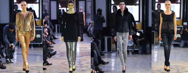 Lerock collection presenta la Jeans couture