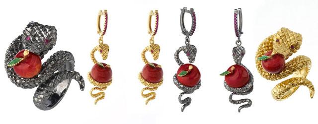 La collezione Eden di Misis gioielli