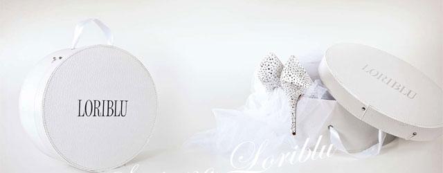 Loriblu presenta la collezione scarpe sposa