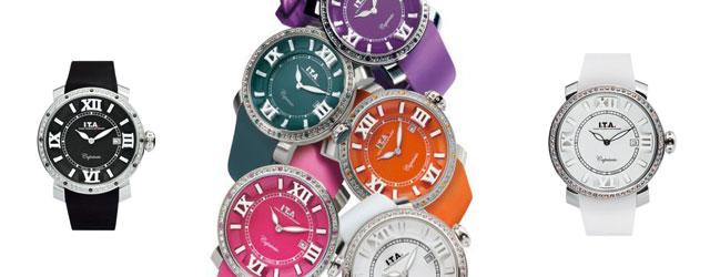 Un capriccio tutto femminile il nuovo orologio I.T.A.