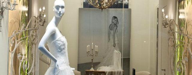 Alberta Ferretti Forever, la nuova boutique per la sposa