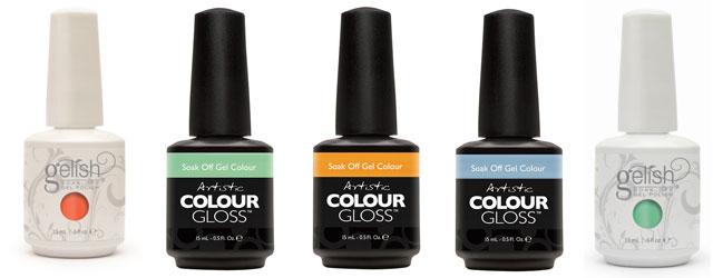 La moda nails p/e 2013 è color pastello