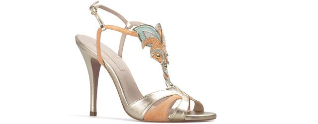 Pura Lopez presenta Penelope il sandalo dell'estate 2013