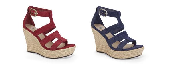 Il nuovo sandalo Lauri di Ugg Australia