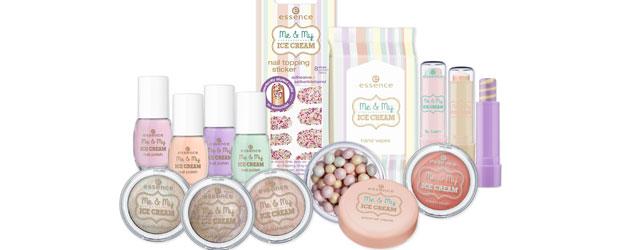 Mille dolci colori per il make up Essence