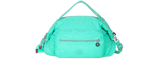 Le nuove tracolle fluo firmate Kipling