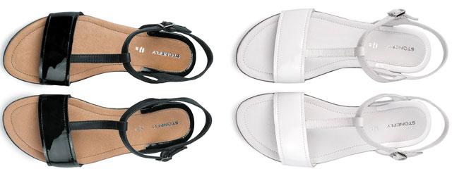 Black or White? I nuovi sandali Stonefly