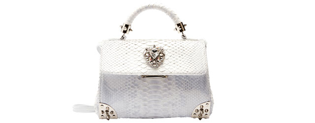 """The weapon"" la nuova bag 2014 di Philipp Plein"