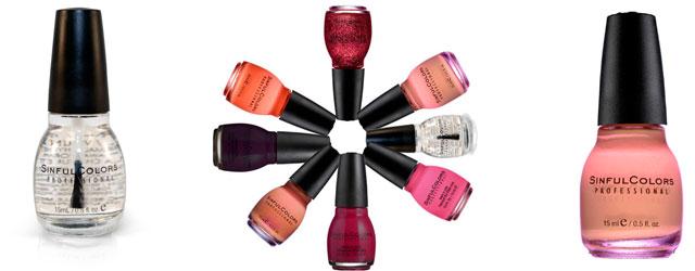 Un tocco di colore per le tue unghie con Sinfulcolors