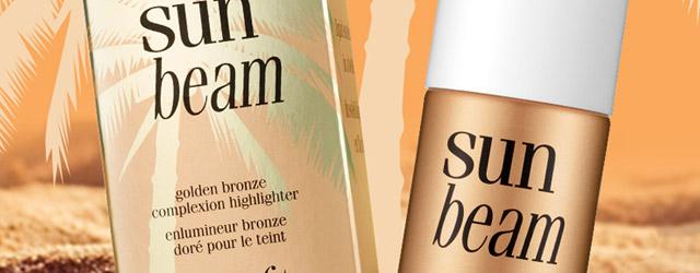 SunBeam Benefit un raggio di sole a portata di mano