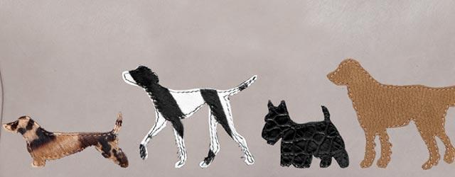 La Dogs Bag di Gilli
