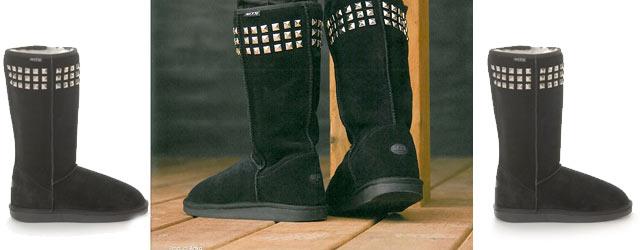 Lo stile rock contagia anche i boots Emu