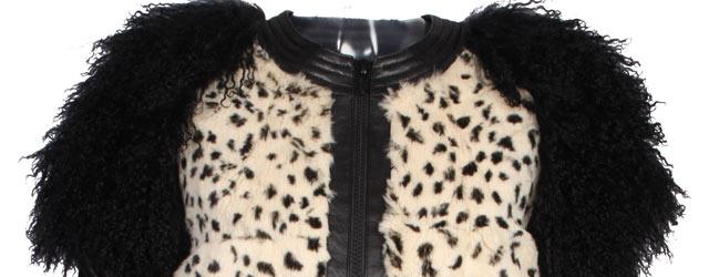 I caldi giubbotti di pelliccia di Manoush