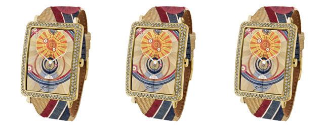 I nuovi orologi Gattinoni Watches