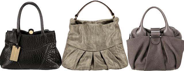 Il nuovo must? Portare le borse a mano!