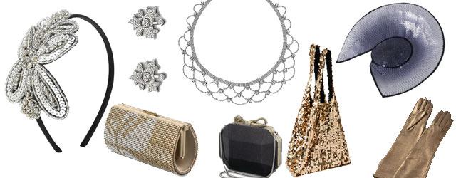 Tutti gli accessori per un Natale brillante