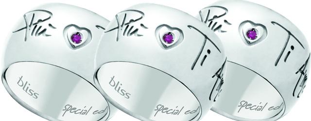 """Bliss """"Ti amo ogni giorno di pù"""" anche a San. Valentino"""