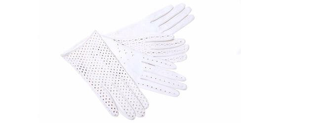 La classe dei guanti estivi di Sermoneta gloves