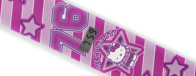 Hello Kitty strizza l'occhio agli orologi Wit?