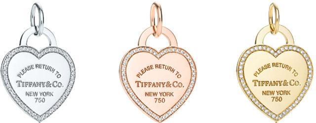 Il cuore di Tiffany