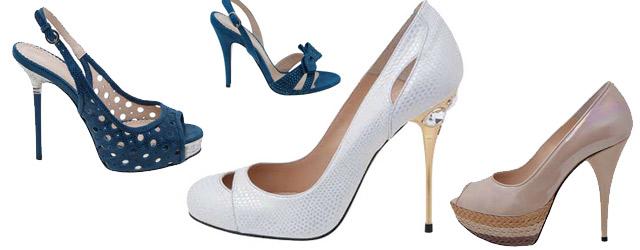 Camminiamo sulle punte con le calzature Gerardina di Maggio