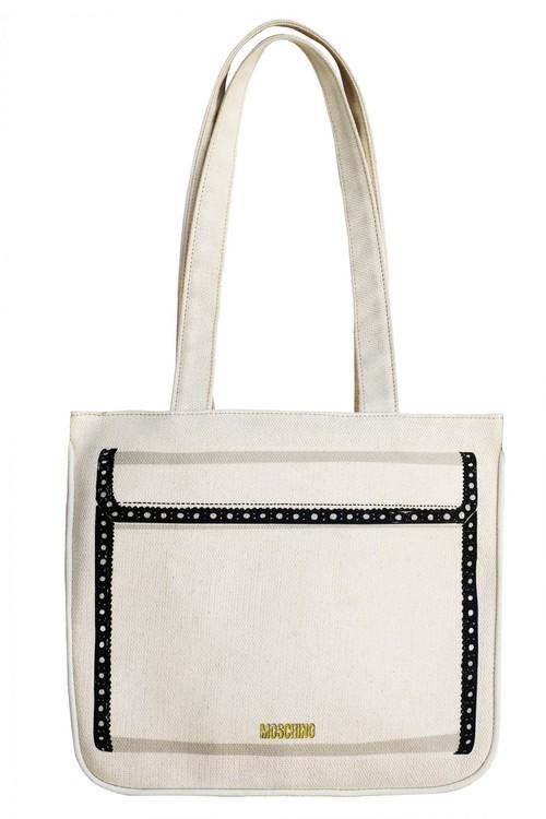 MOSCHINO - VFNO shopping bag