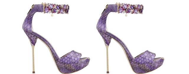 La calzatura da principessa firmata Loriblu