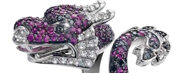 L'anello del Drago secondo Oliver Weber