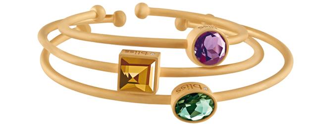 Il vento del Sahara per la nuova collezione di Bliss gioielli