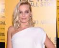 Margot Robbie bellissima in Giorgio Armani Privé