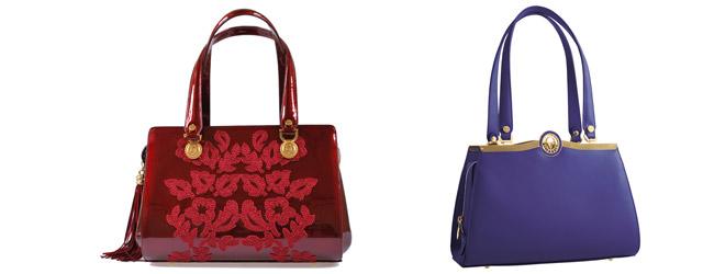 La nuova collezione borse Valentino Orlandi AI 2015-16
